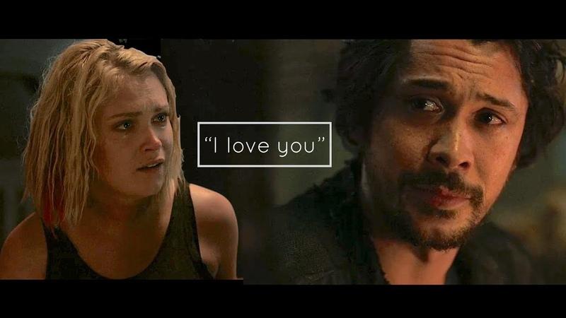 BELLARKE || 5X08 *AU* || Bellamy's SACRIFICE for Clarke LOVE CONFESSION