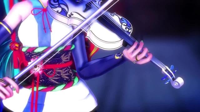 【MMD】 千本桜-