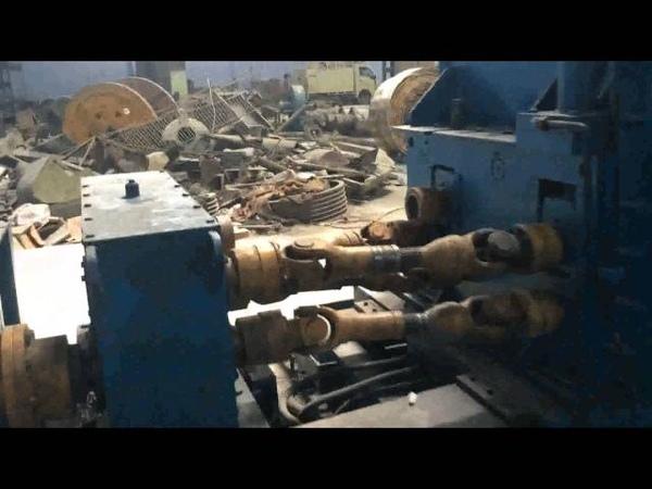 Copper Strips Continuous Casting Machine