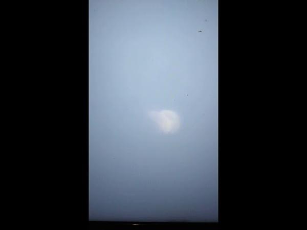 Moon impact footage