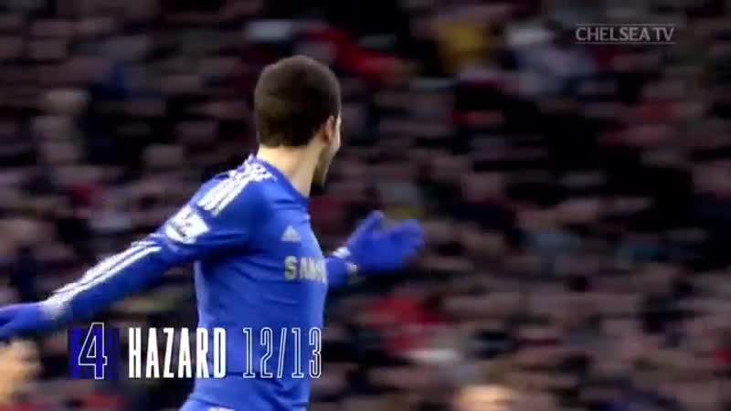 Kante, Hazard, Drogba, Le Saux and Demba Ba - our top five FA Cup goals v Man United are special! 🔥