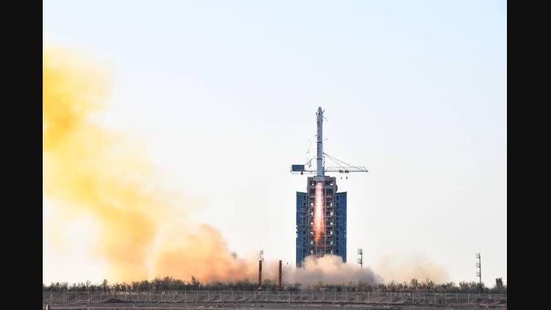 我国成功发射中法海洋卫星