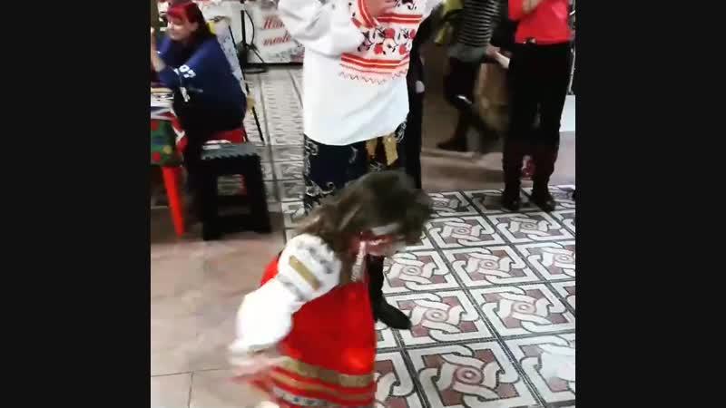 Праздник для детей от 2-х до 11 лет. Иван Царевич и Василиса Прекрасная..mp4