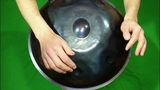Handpan SoHung строй Chandra размер средний 49см