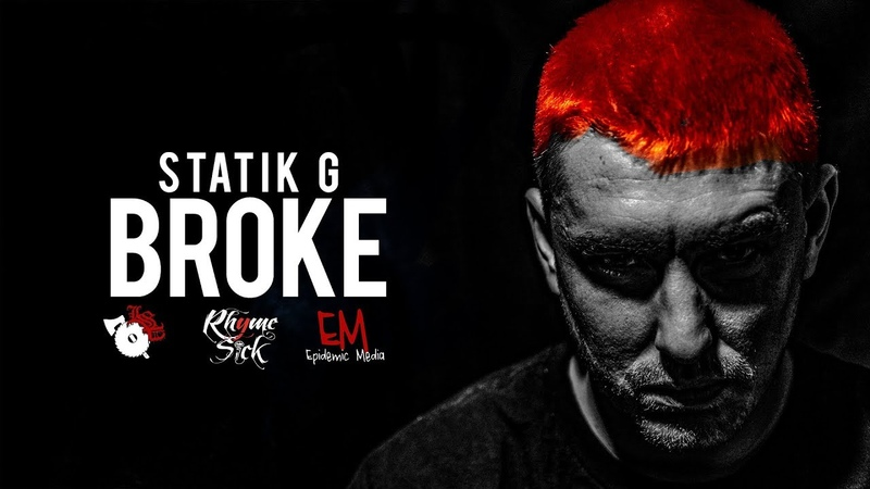 Statik G Broke Official Music Video