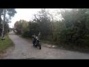 Yamaha XVS1100 (bobber)