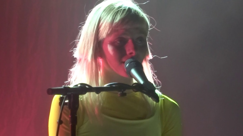 Aurora - Infections of a different kind - Live at Trix - 20102018