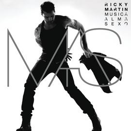 Ricky Martin альбом Música + Alma + Sexo