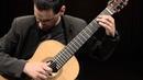 Hysteria Muse Classical Guitar João Fuss