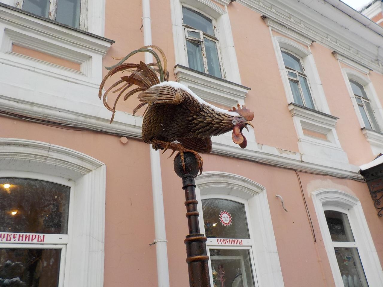 В музей Рязанского леденца. Подождите загрузки картинки!