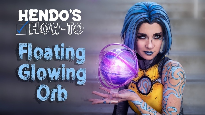 How-To: FLOATING GLOWING ORB