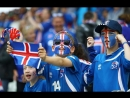 The song Kalinka-Malinka from Icelandic fans