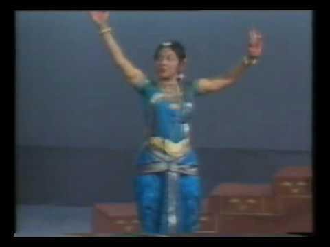 Bharatanatyam By Yamini Krishnamurthi