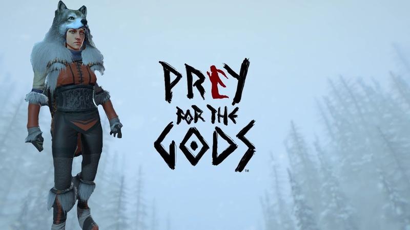 Praey for the Gods - Обзор первый взгляд на русском - Битва с титанами - Игра на выживание 2019