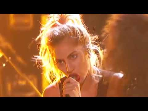 Metallica Lady Gaga Moth Into Flame HOW IT SHOULD HAVE SOUNDED Dress Rehearsal 720p HD