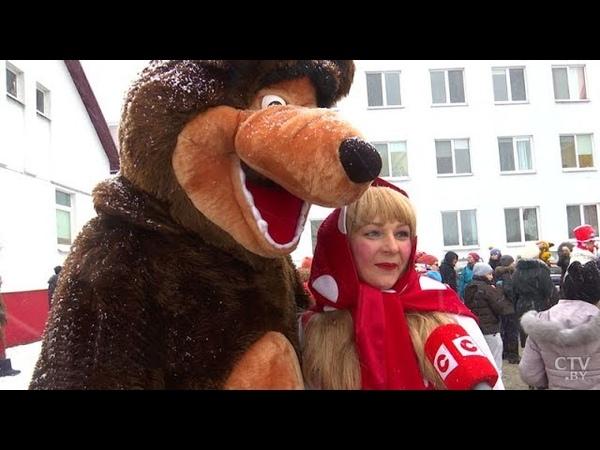 Очутиться в сказке. Как прошёл сладкий тур «Белгоспищепрома» по Беларуси