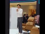 10.08.2018, Открытие выставки мебели iloom, торговый центр «Starfield Goyang», Коян