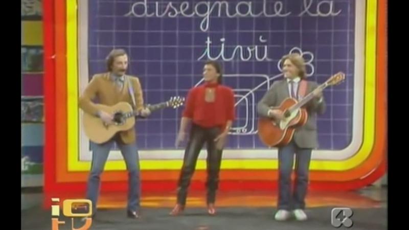Ricchi e poveri - Sara Perche Ti Amo (Designate la TV 1981)