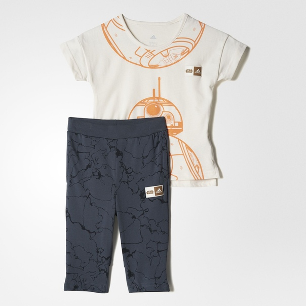 Комплект: футболка и брюки Star Wars Summer