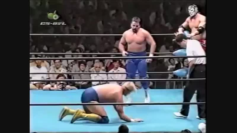 AJPW Summer Action Series II (1997.09.06) - День 15 (Часть 2)