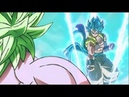 Gogeta vs Broly Full Fight Dragon Ball Super Broly Movie AMV