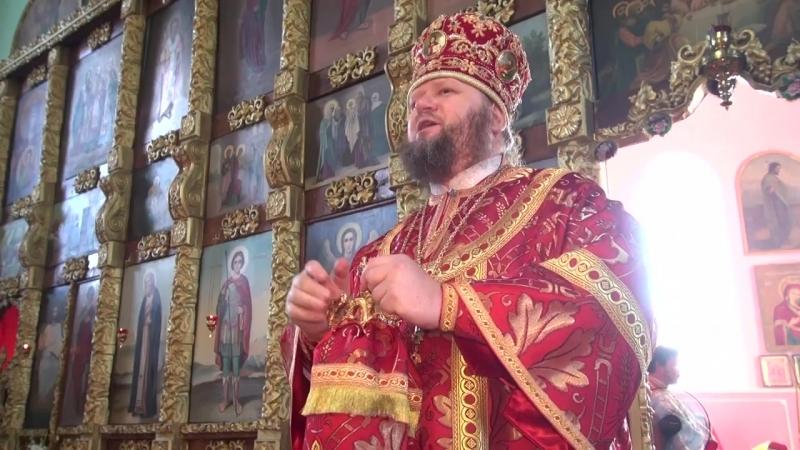 Проповедь в день памяти святого великомученика и целителя Пантелеимона