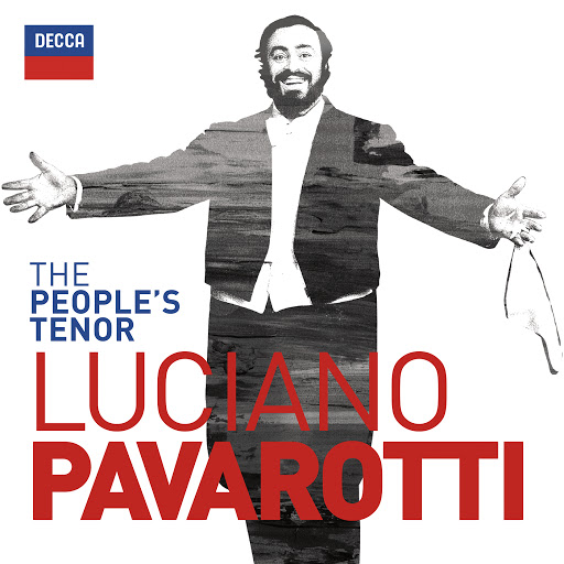 Luciano Pavarotti альбом The People's Tenor