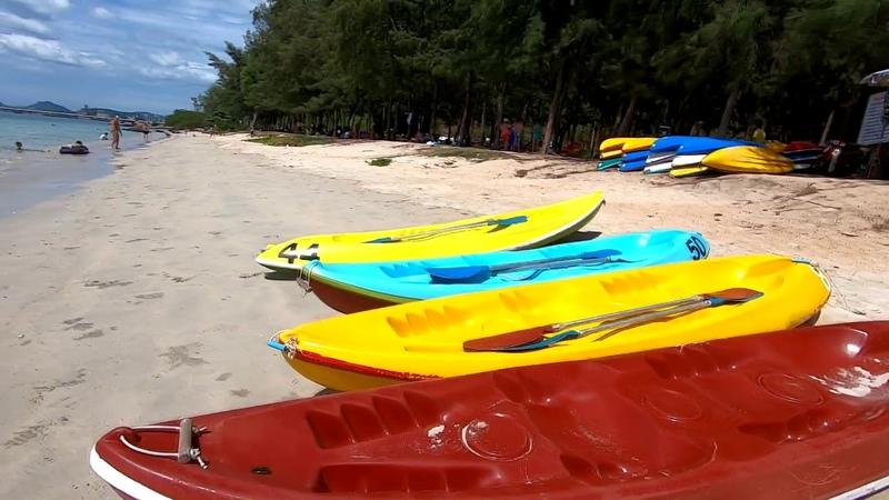 Пляж Танцующей девушки - Паттайя - Таиланд