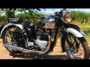 Мотоцикл Triumph Pre-War 5T Speed Twin 500, 1938 года