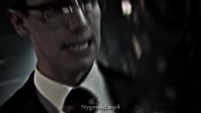 Edward nygma x victor zsasz vine