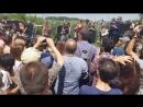 Нападение на Бориса Гребенщикова