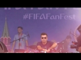 Paul Oakenfold(#FIFAFANFEST, Воробьевы Горы,14.7.18)