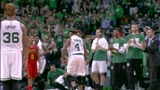 """Coming in at #6 in greatest moments in recent celtics history, Isaiah Thomas hits a tough dagger shot in the corner🍀""""Boston Celtics / Бостон Селтикс"""