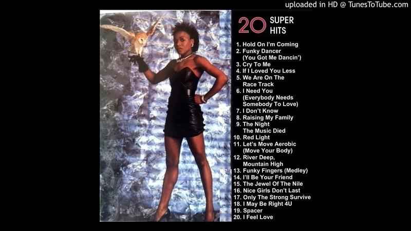 Precious Wilson: 20 Super Hits (Vol. 2) [1979-92]