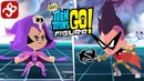 Teeny Titans 2 - Teen Titans Go Figure by Cartoon Network iOS/Android Preview Gameplay