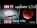 Blood Moon 1 20 URGENT update 1 12 MUST watch Most crucial new info ever reveals Rapture 5 14 pt 4