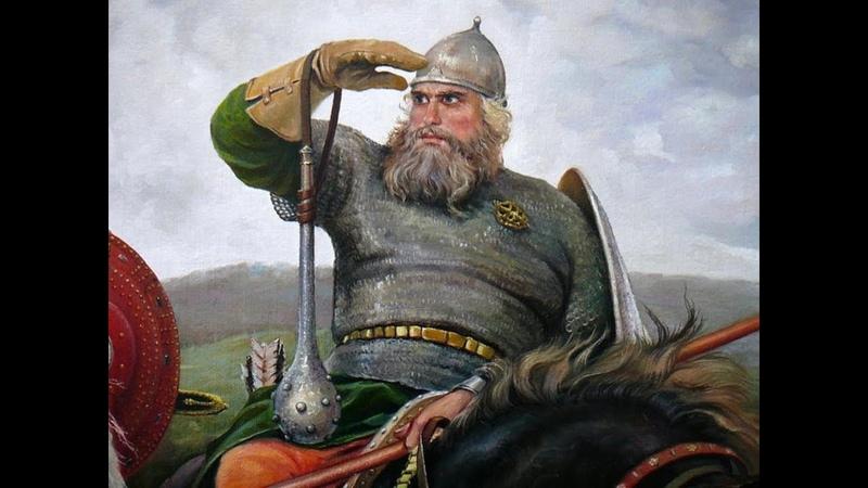 Ченнелинг Илья Муромец Моя программа Русь защищать