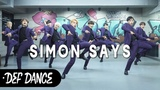NCT127 (엔시티127) - Simon Says (사이먼 세이즈) 댄스학원 No.1 KPOP DANCE COVER / 데프수강생 월말평가 가수&#5072