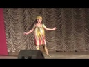 Софья Терешенкова Солистка театра танца Малакни Концерт в День народного единства