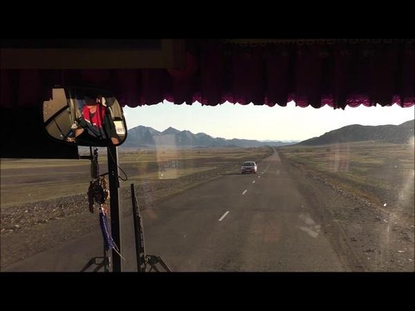 Дорога на Мурэн - 2 ч. Монголия - 15 - (май 2018)