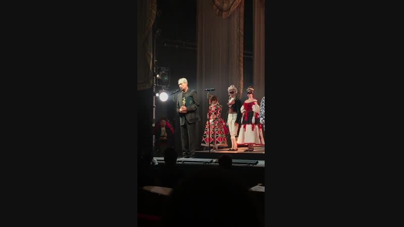 Валерий Фокин — лауреат Европейской театральной премии