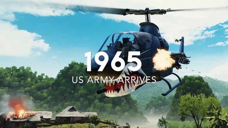 Rising Storm 2: Vietnam - Трейлер мультиплеерной кампании (Killing-Floor.ucoz.com)