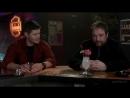 Supernatural 10х17 Кроули и Дин