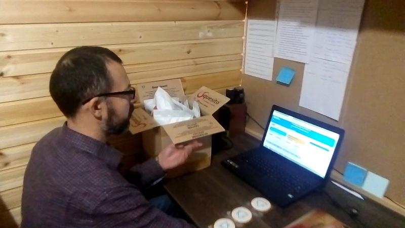Отправка чая в Уссурийск за Prizm