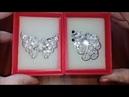 Бижутерия с Алиэкспресс Броши LanTai Jewelry Factory Store UMODE Jewelry