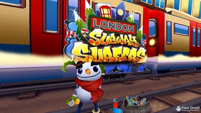 Subway Surfers mod apk New Update v1.96.0 and Download
