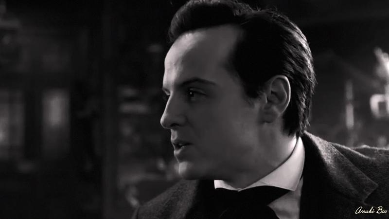 Sherlock | Vampire AU (movie trailer)