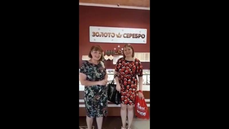 Видеоотзыв клиентов нашего салона в г Казани по ул Баумана
