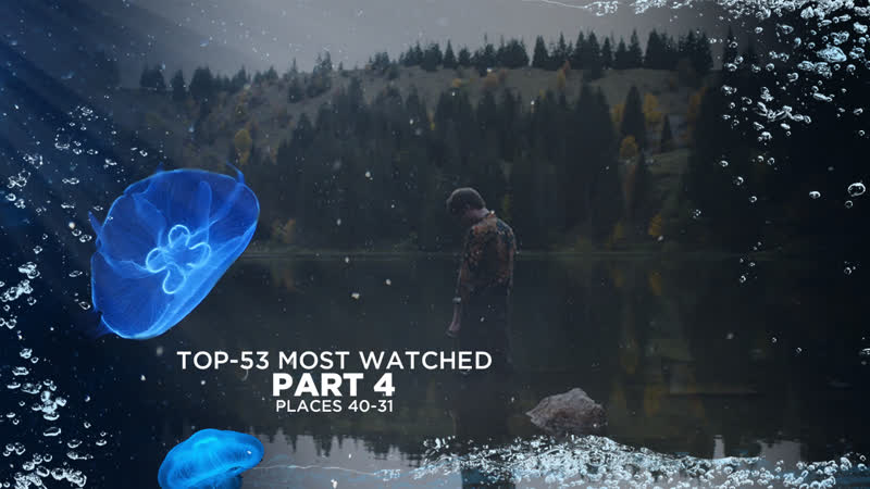 TOP-53: Most Watched - Part 4 - Places 40-31 - World Music Festival 4