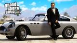 GTA 5 Mods - JAMES BOND